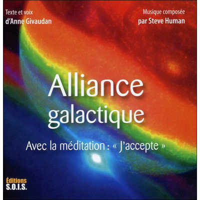 Alliance Galactique - Anne Givaudan