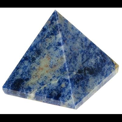 Pyramide Sodalite - 3 cm