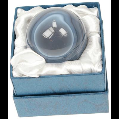 Sphère Agate Brune - 40 mm