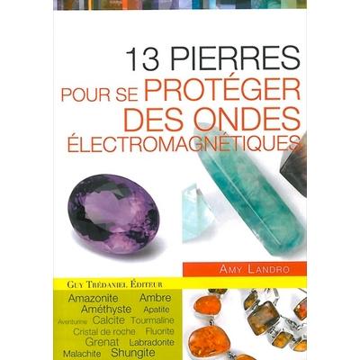 13 Pierres Pour se Protéger des Ondes Electromagnétiques - Amy Landro