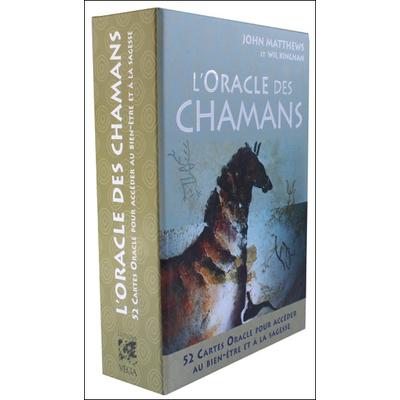 L'Oracle des Chamans -  John Matthews & Wil Kinghan
