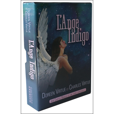 L'Ange Indigo - Doreen Virtue & Charles Virtue