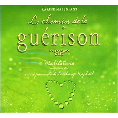 Le Chemin de la Guérison - Livre Audio - Karine Malenfant