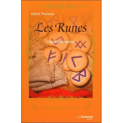 Les Runes - Oracle Divinatoire - Edred Thorsson