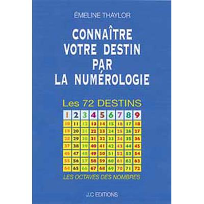 Connaître Votre Destin Par La Numérologie - Emeline Thaylor