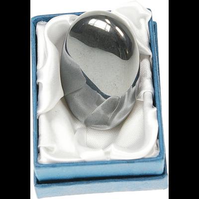 Galet Hématite 3,5 x 4 cm