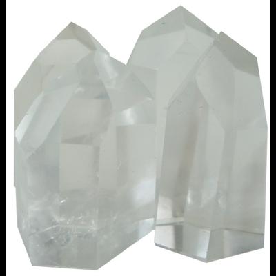 Petites Pointes Polies Cristal de Roche - Sachet 500 gr