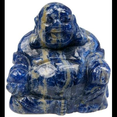 Bouddha Rieur Sodalite