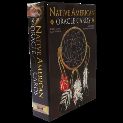 Oracle des Indiens d'Amérique -  Laura Tuan, Kaya Walker