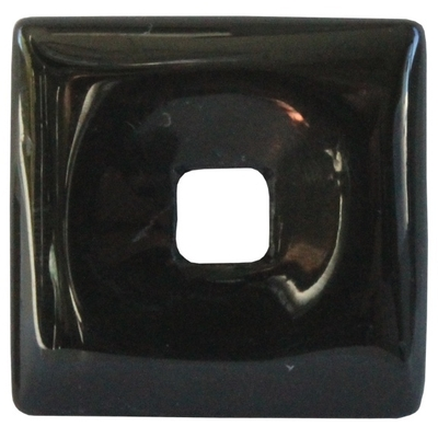 Pi Chinois Carré Onyx 3 cm