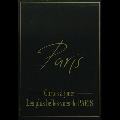 Jeu de cartes Paris