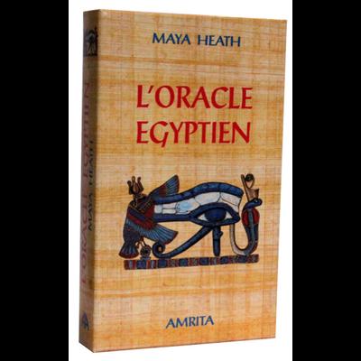 Coffret L'Oracle Égyptien - Maya Heath