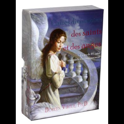 Coffret Cartes Divinatoires des Saints et des Anges -  Doreen Virtue