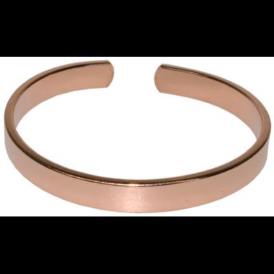 Bracelet Cuivre - Largeur 0,8 cm