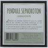 68692-2-Pendule Sephoroton en Labradorite