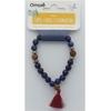 69001.2-Bracelet Mala en Lapis Lazuli