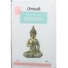 70431.2.Statuette Bouddha Shunya Mudra en Résine Dorée
