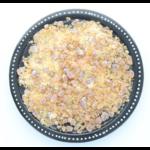 70118-2-Encens résine en grains gomme élémi de malaisie