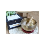 70465.2.Coffret Bol chantant Traditionnel Diamètre env. 18 cm