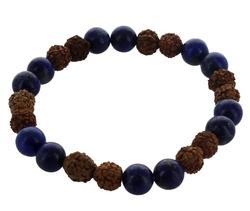 65008-bracelet-homme-lapis-lazuli-et-perle-de-rudraksha