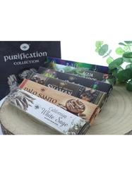 69705.3.Coffret Encens Bâton Green Tree Purification 6 Fragrances