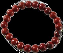 39646-bracelet-perles-rondes-jaspe-rouge