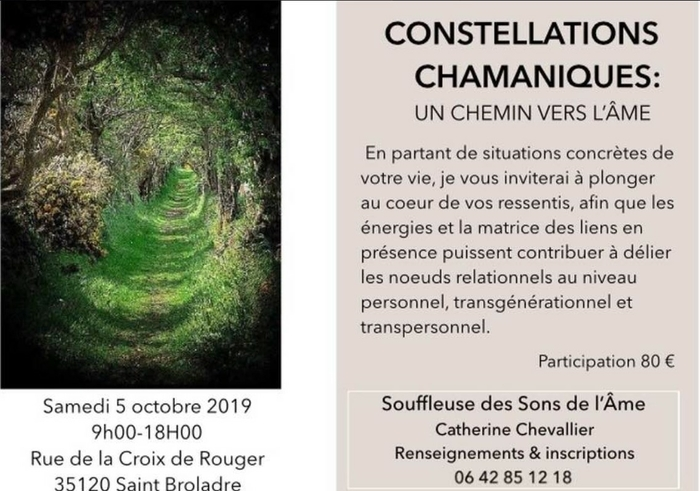 constellation chamanique