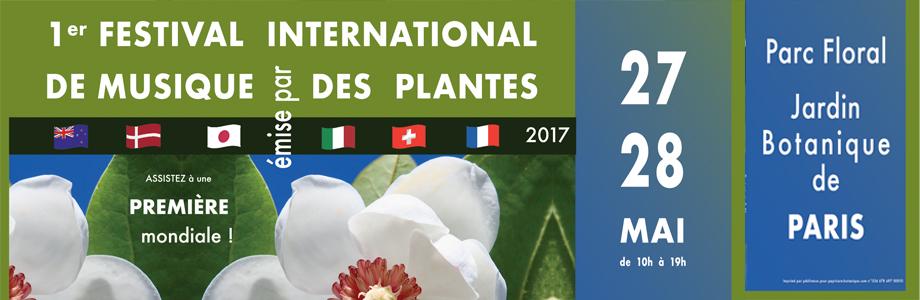 Festival Musique des Plantes 2017