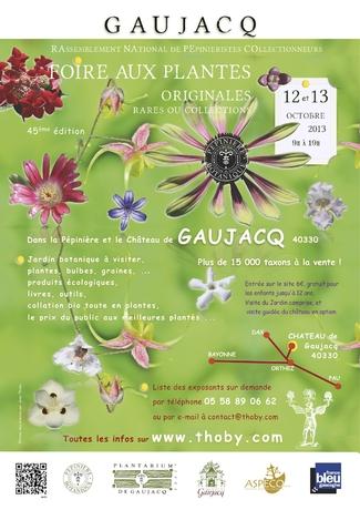 RANAPECO OCT 2013 Gaujacq-Affiche web