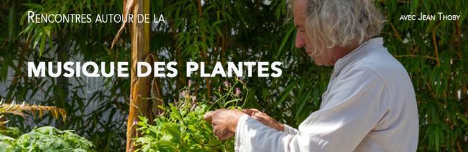 Rencontres Musique des Plantes