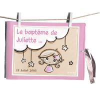 """Album de baptême illustré """"Starlette"""""""