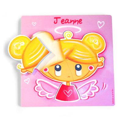 """Mon premier puzzle """"Angeline"""""""