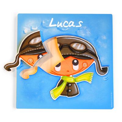 """Mon premier puzzle """"Pilote"""""""
