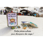 boite medailles ski 1