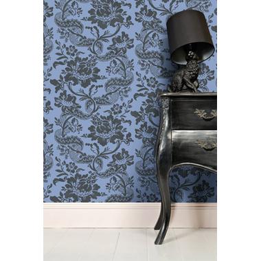 papier peint versailles farrow ball. Black Bedroom Furniture Sets. Home Design Ideas