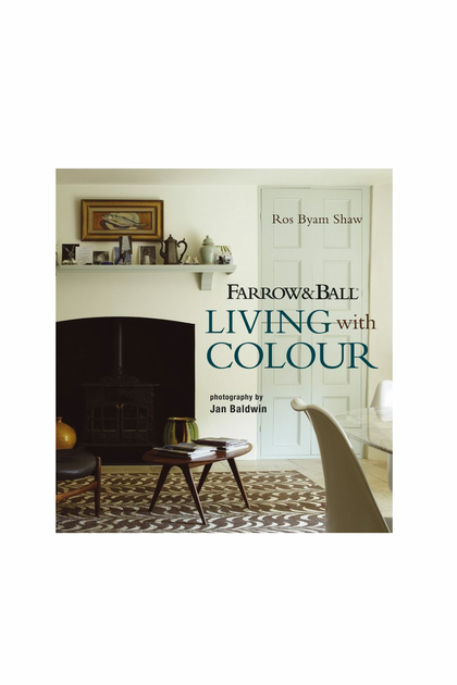 living with colour livres farrow ball. Black Bedroom Furniture Sets. Home Design Ideas