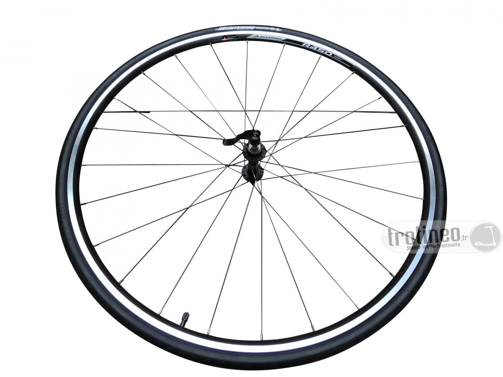 kickbike-roue complète Av RaceMax 700