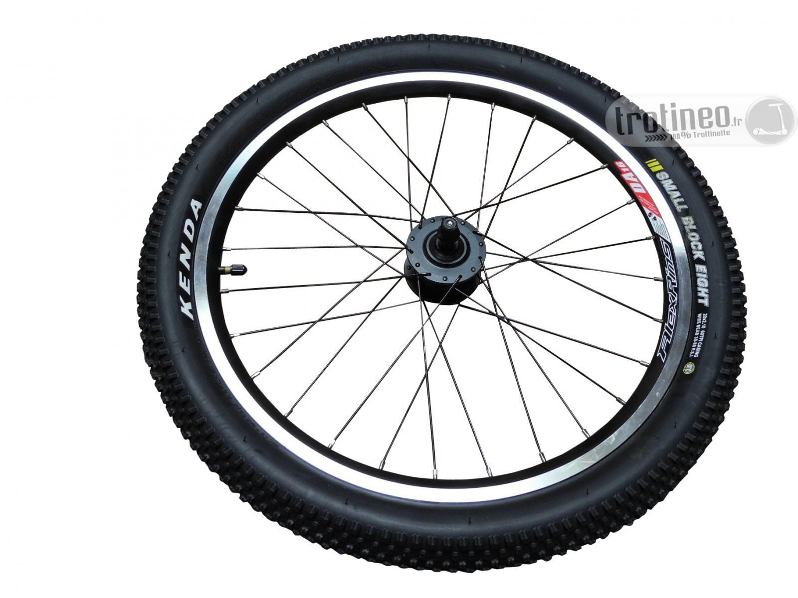 kickbike-roue complète Ar Xmax 20