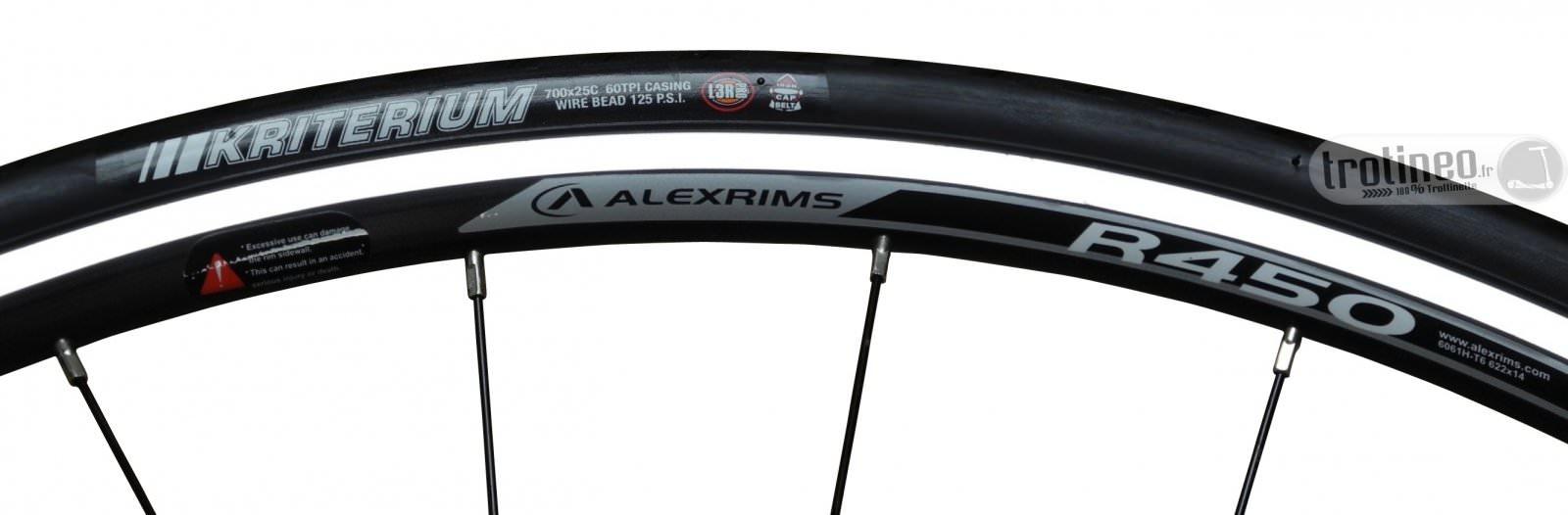 kickbike-roue complète Av RaceMax 700 2