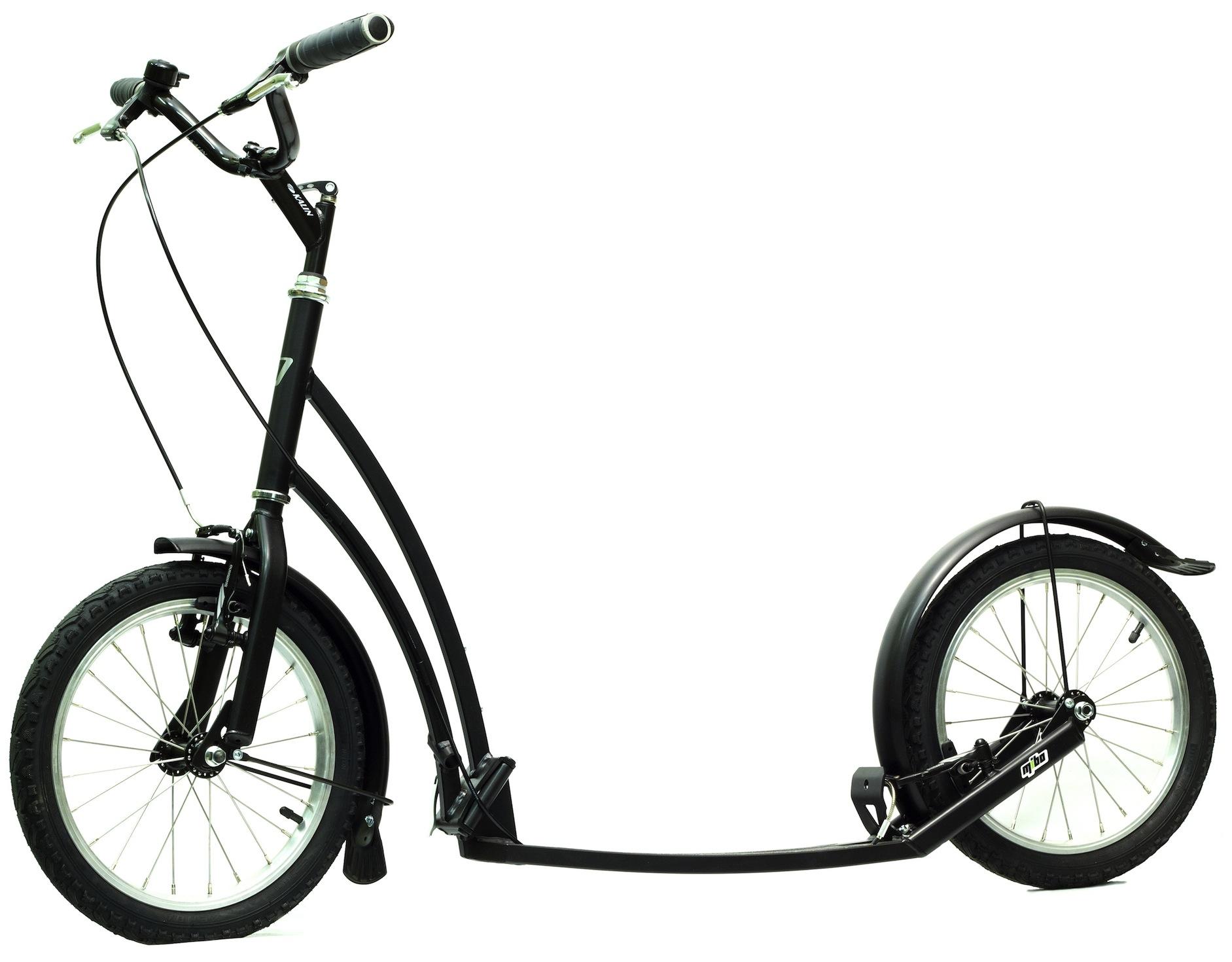 mibo master noire 16 16 adulte pliable grande roues. Black Bedroom Furniture Sets. Home Design Ideas