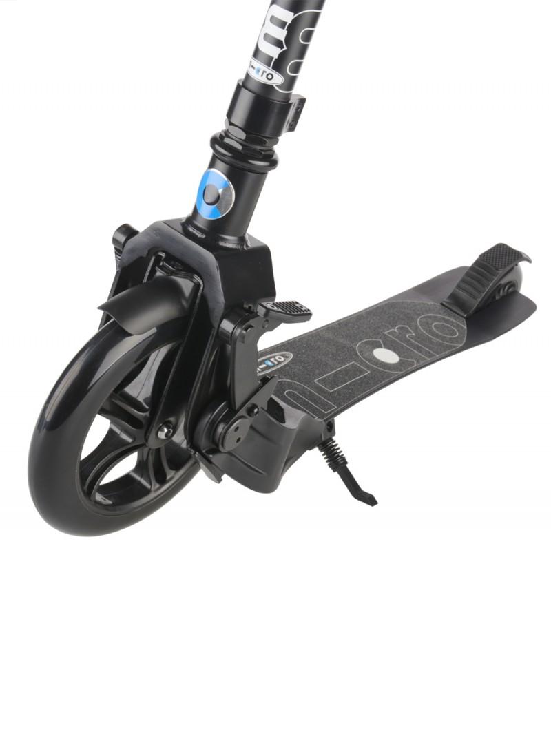 trottinette micro Easy roue de 200mm et 100mm compact pliable une seconde au pied