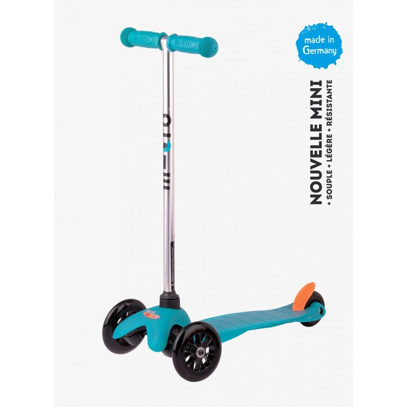Trottinette Mini Micro Aqua Sporty