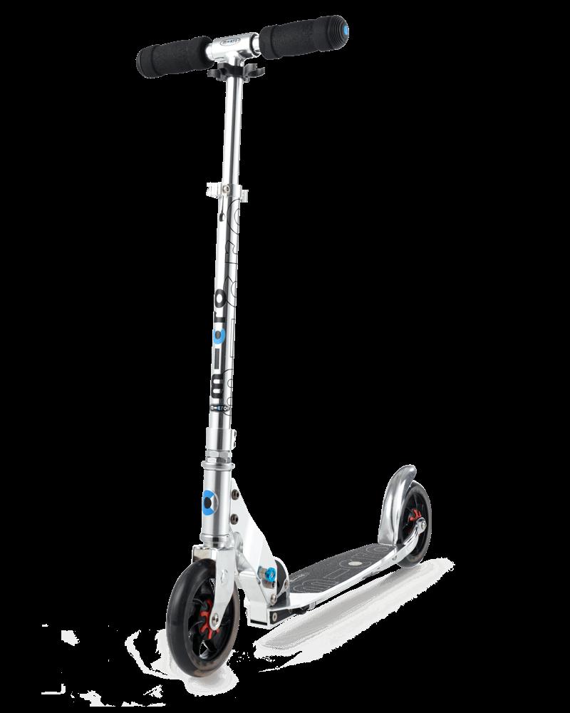 trottinette micro Speed+ roue amortisseur dès 8 ans 10 ans design et plaisir