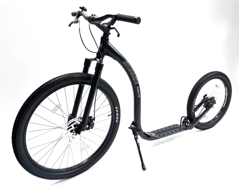 kickbike-crossFix-black 3