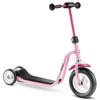 trottinette puky R1 apprendre et s'exercer et grandir 3 roues équilibre assurance rose