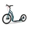 trottinette new mezeq yedoo bleu grandes roue dès 14 ans ou 150cm