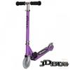 trottinette dès 5 ans ms100 2 jd bug junior purple violette