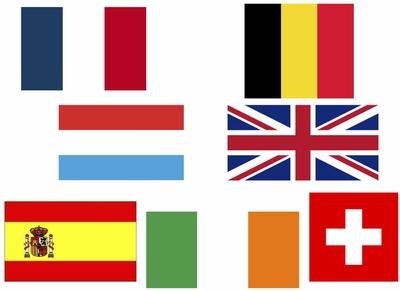 drapeau pays