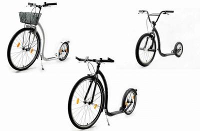 3 kick bike
