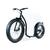trottinette Kickbike FatMax guidon 104 ou 97 cm adulte ou enfant dès 14 ans tout terrain montagne